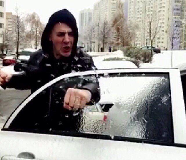 «Лед тронулся» – погодный экстремизм настиг Москву
