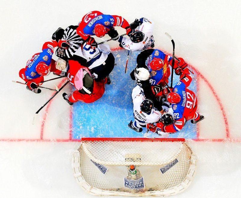 Россия стартовала с победы в Еврохоккейтуре – 2016/17