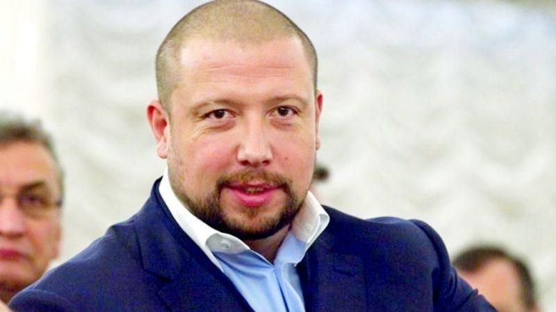 В киевском аэропорту задержан экс-глава банка «Траст»