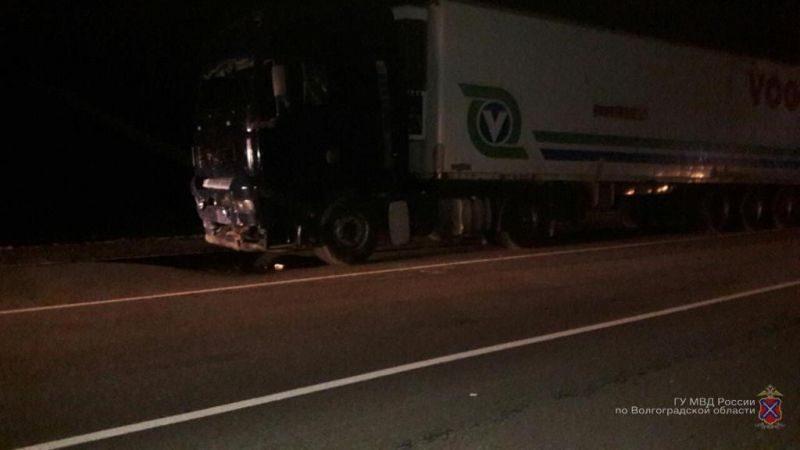 Оплошность водителя привела к смертельному ДТП