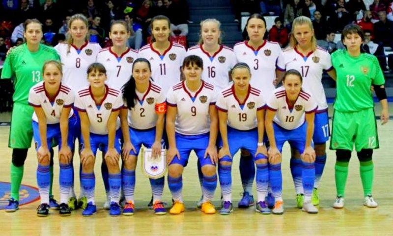 Россиянки дважды проиграли Испании