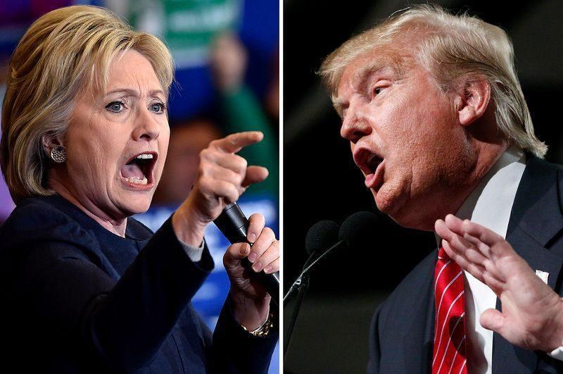 Объявлены первые результаты на выборах в США