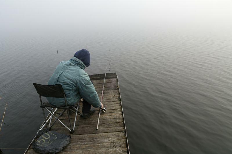 Чиновники самовольно установили плату на рыбалку