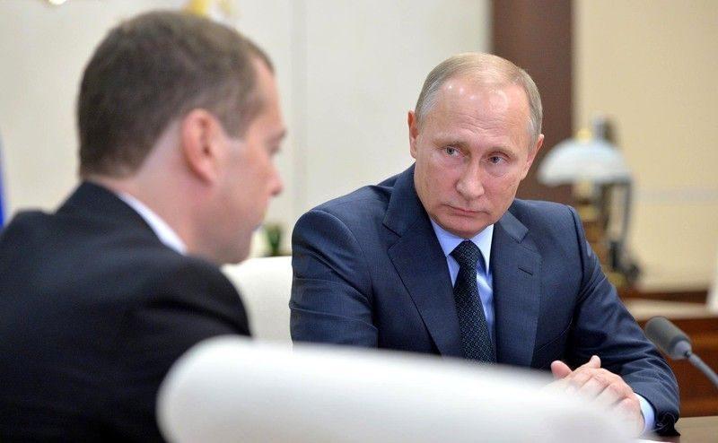 Россияне не хотят другого президента