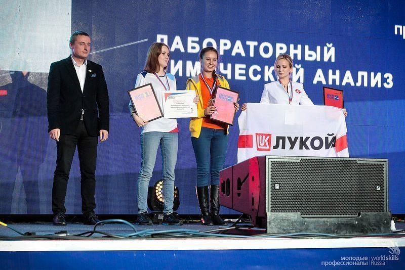 Волгоградка стала одной из лучших на конкурсе рабочих профессий