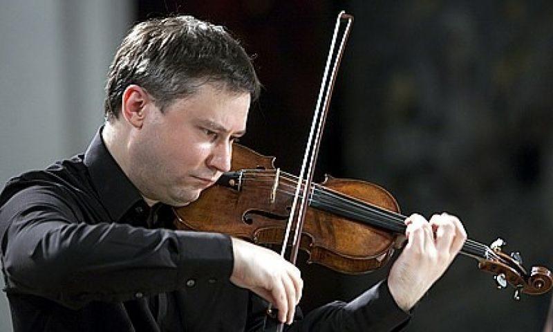 В Волгограде выступит всемирно известный скрипач-виртуоз
