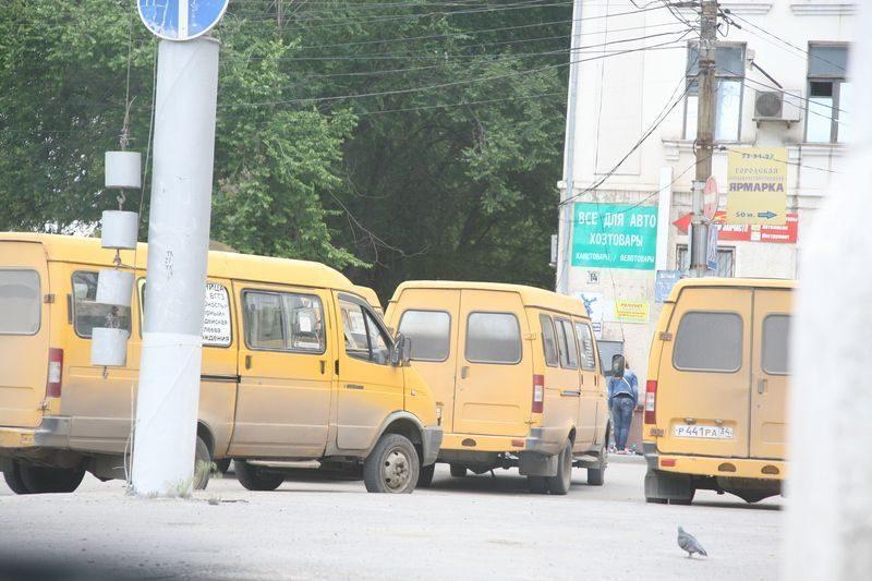 Власти Ленинского района забыли про маршрутки