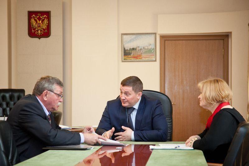 Попечительство над новым собором А. Невского возьмут региональные предприятия
