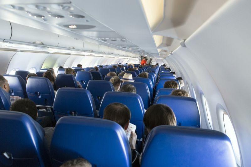 Из-за пьяного дебошира самолет Киев – Алма-Ата экстренно сел в Самаре