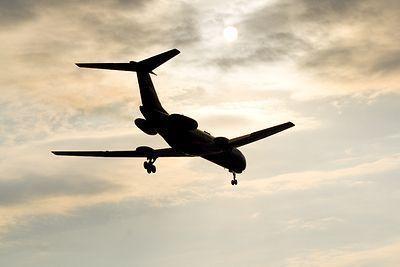 В Краснодарском крае разбился военный самолет
