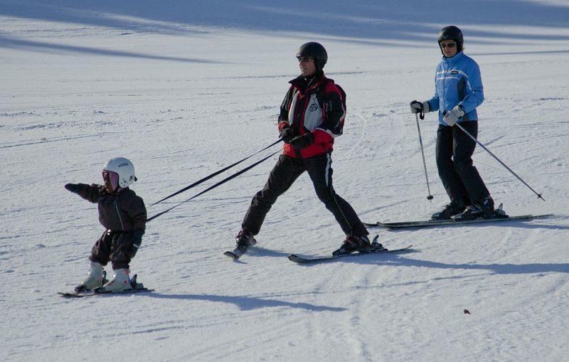 Волгоградских лыжников приглашают покататься бесплатно