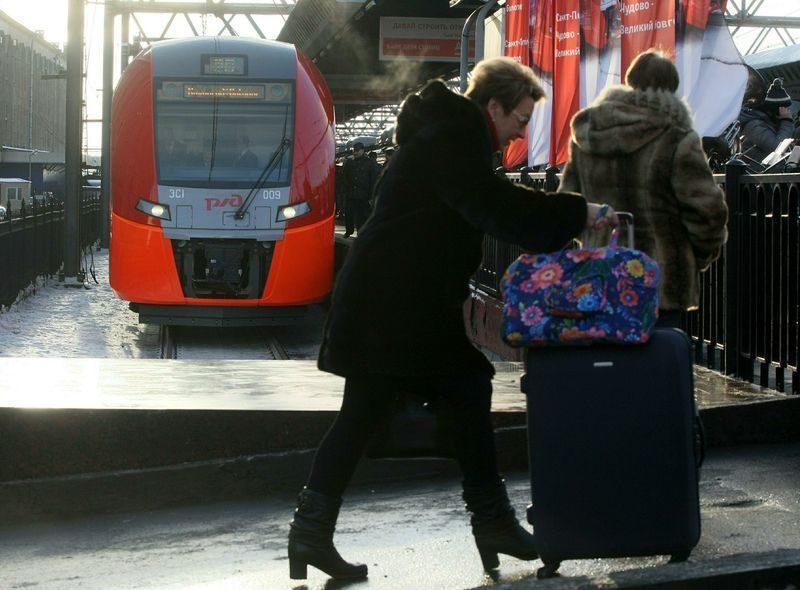С 1 января в Волгограде изменится расписание пригородных поездов