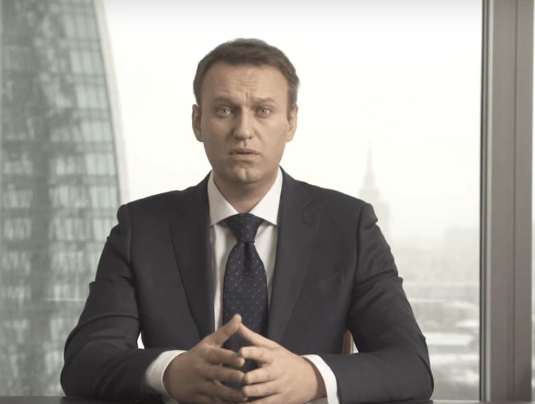 видеобращение Навального