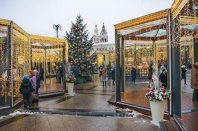 В Москве ограничат продажу алкоголя на время новогодних праздников