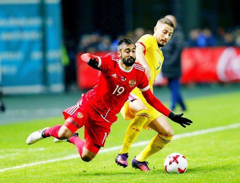 Хочешь сыграть с Бельгией – заплати 300 тысяч евро