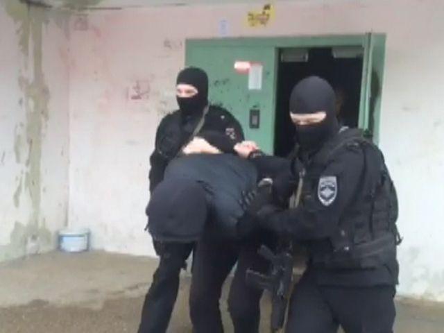 Под Волгоградом задержана банда вымогателей