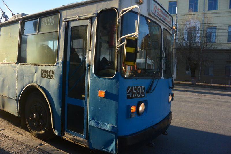 В новогоднюю ночь волгоградский электротранспорт будет работать по особому расписанию