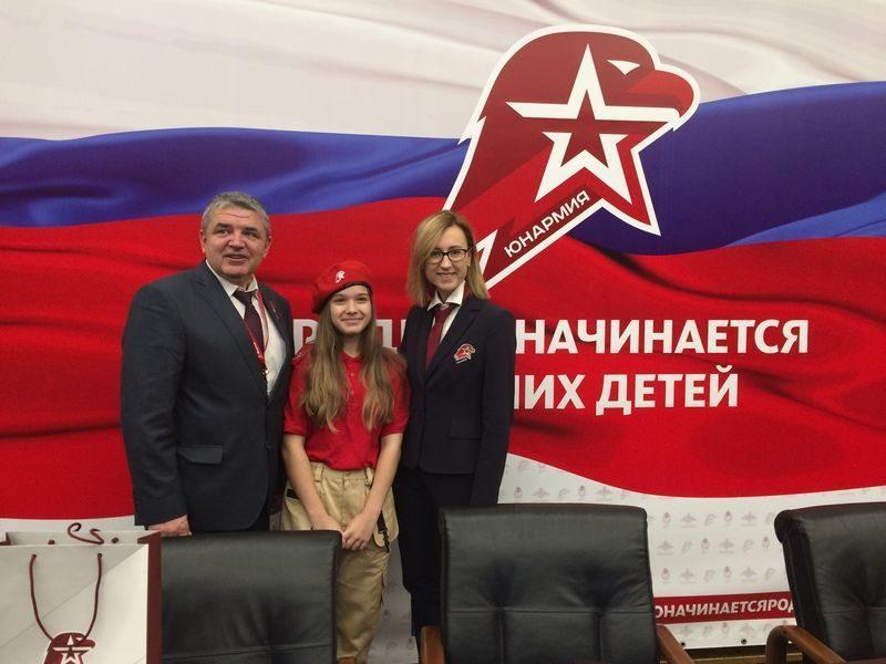 Мэрия Москвы показала Новогоднюю Ёлку для юнармейцев
