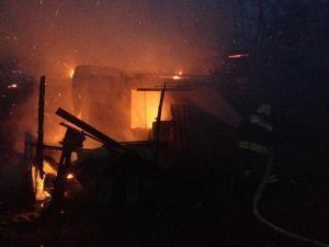 Пожар под Волгоградом унёс жизнь мужчины