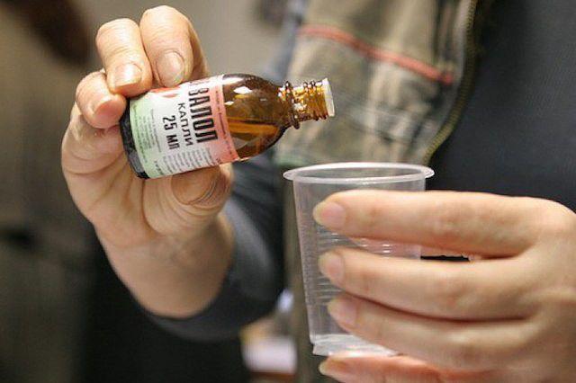 Правительство предложило ввести акцизы на спиртосодержащие медикаменты, в том числе Корвалол и Валокордин
