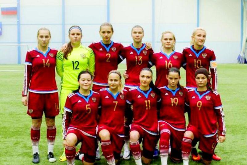 Женская «молодежка» обыграла Финляндию