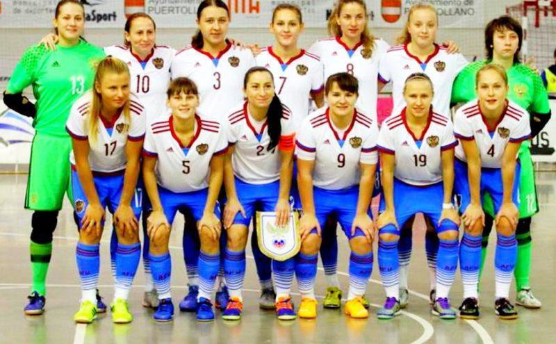 Россиянки сыграют на турнире «Четырех наций»