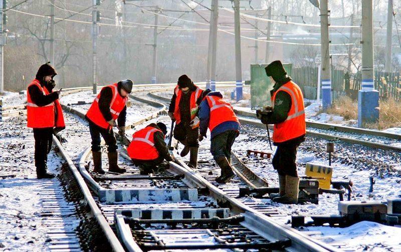 В Жилгородке закроют железнодорожный переезд