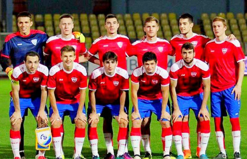 Сборная ФНЛ сыграла вничью с Кипром