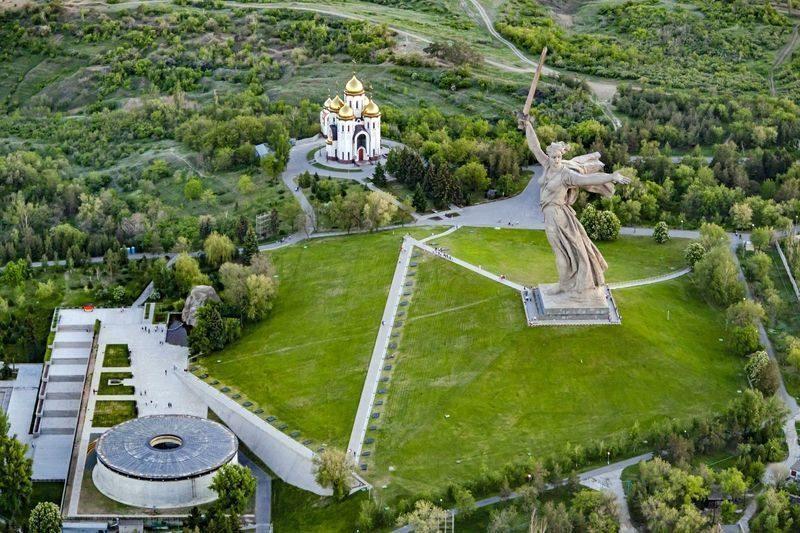 Волгоград оказался не очень привлекательным для туристов