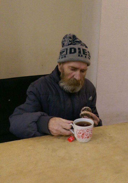 Волгоградцы ищут родственников потерявшегося пенсионера