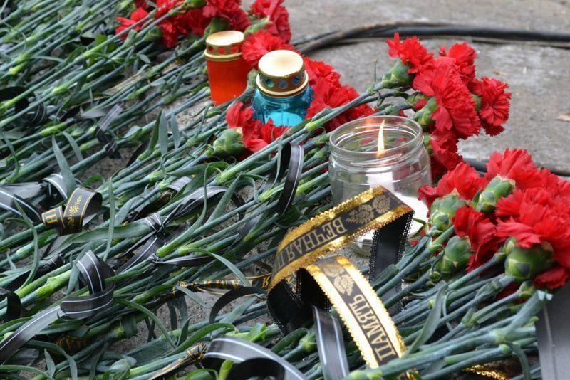 Волгоградцы почтут память погибших в декабрьских терактах