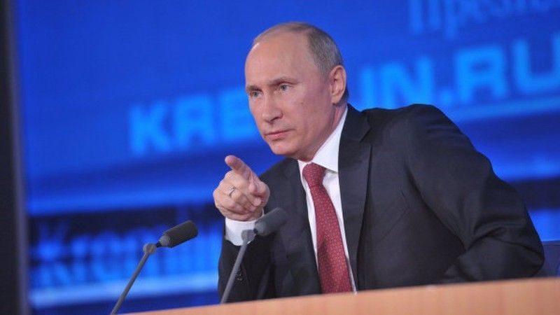 Владимир Путин назвал трагедию в Иркутске безобразием