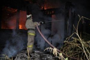В Волгограде едва не сгорел мужчина
