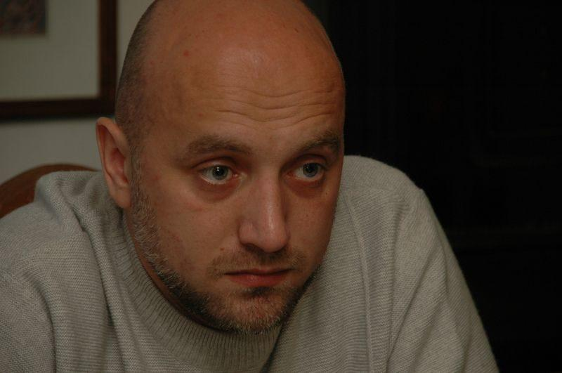 Захар Прилепин проведёт в Волгограде творческий вечер