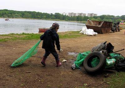 В России появился сайт по сбору экологических проблем
