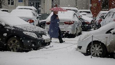 Волгоградцев ожидают туман, мокрый снег и морозы