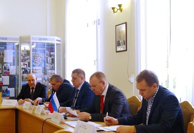 В Волгограде поддержали создание реестра утративших доверие чиновников