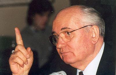 Пользователи в соцсетях обсуждают заявление Горбачева, увидевшего возможность восстановления Союза