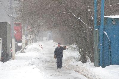 В Волгограде похолодает до минус 20 градусов