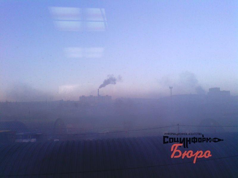 Волгоградцы отмечают сильный неприятный запах в Советском районе