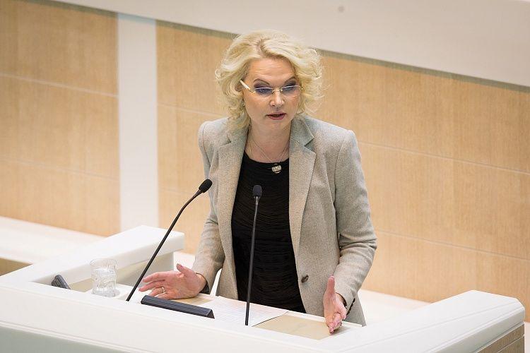 Голикова сообщила об отсутствии у переболевших ковидом необходимости в прививке