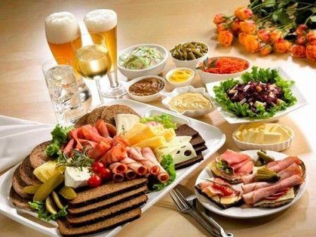 Что готовить на праздничный стол Огненного Петуха