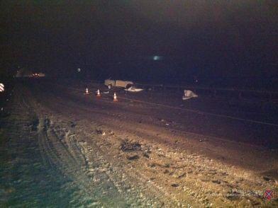 Под Волгоградом при столкновении с иномаркой погиб 19-летний водитель ВАЗ-21099