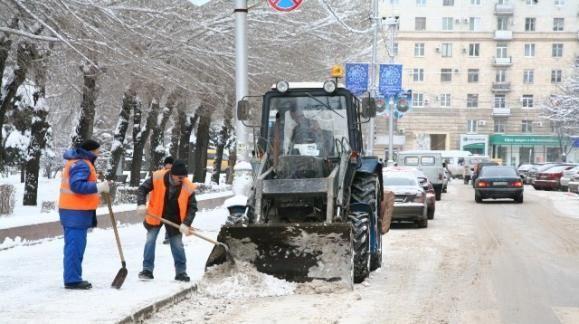 Готов ли Волгоград к сложным погодным условиям?