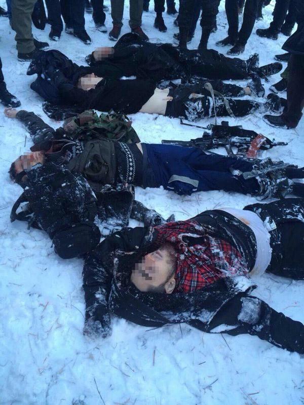 В Чечне ликвидированы боевики, напавшие на полицейских
