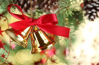 Новогодние колокольчики украсят дом