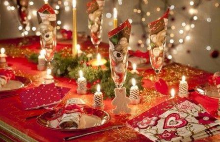 К новогоднему столу хорошо подойдут коктейли