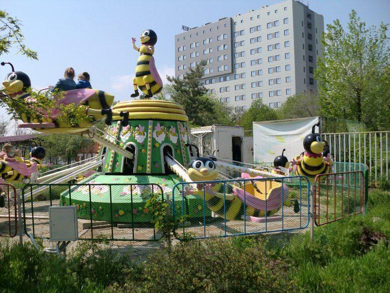 Центральный парк культуры и отдыха передадут в концессию на 40 лет