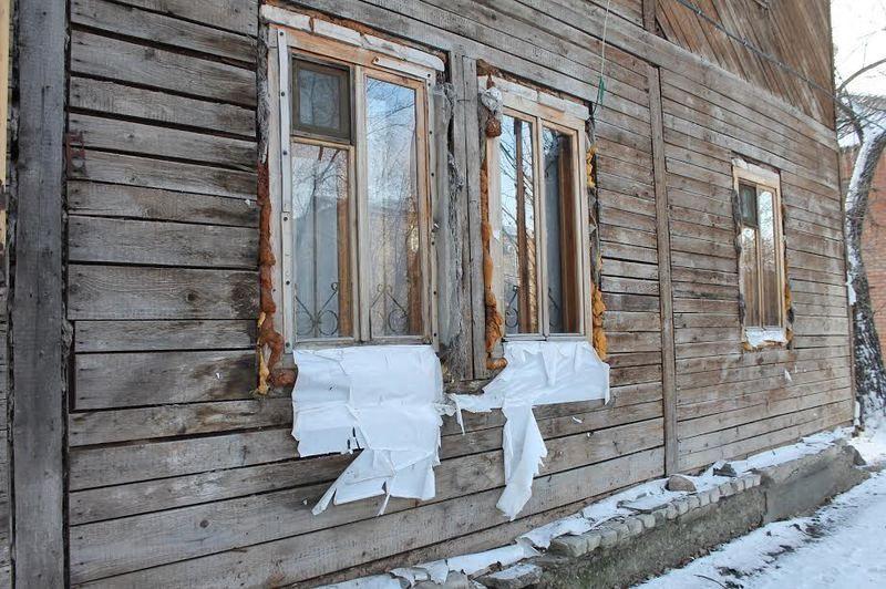 Активисты ОНФ взяли на контроль проблему расселения аварийного дома в Красноармейском районе