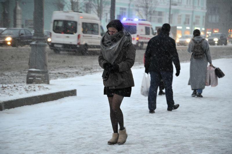 На первой рабочей неделе нового года в Волгограде начнется похолодание